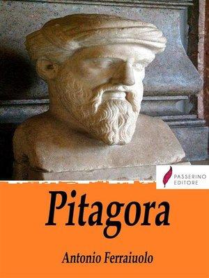 cover image of Pitagora