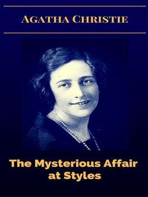 cover image of The Mysterious Affair at Styles Hercule Poirot #1