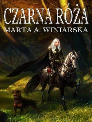 cover image of Czarna róża