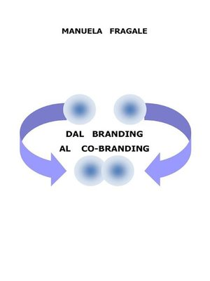 cover image of Dal Branding al Co-Branding
