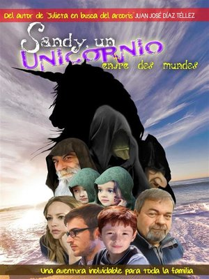 cover image of Sandy un Unicornio entre dos mundos