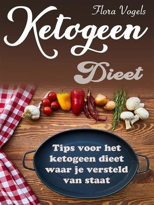 cover image of Ketogeen dieet