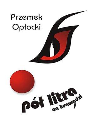 cover image of Pół litra na krawędzi