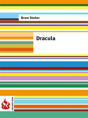 cover image of Dracula (low cost). Limited edition
