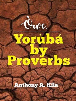 cover image of Owe. Yourba by Proverbs
