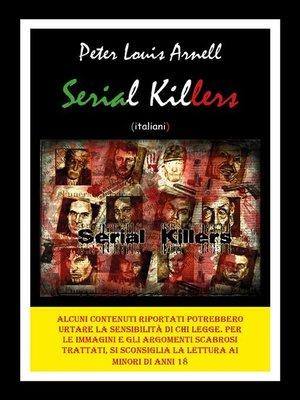 cover image of Serial killers italiani