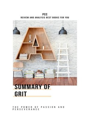 cover image of Summary of Grit