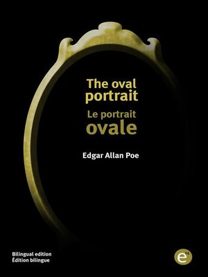 cover image of The oval portrait/Le portrait ovale
