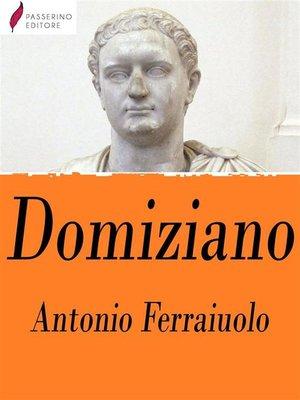 cover image of Domiziano