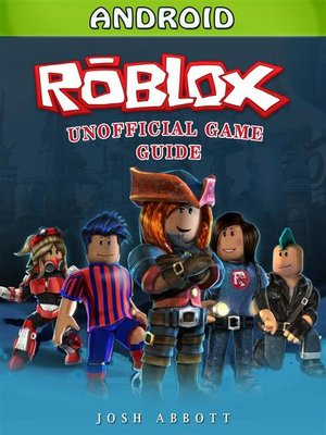 cover image of Roblox Android Unofficial Game Guide