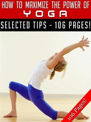 cover image of How to Maximize the Power of Yoga