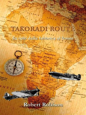 cover image of Takoradi Route