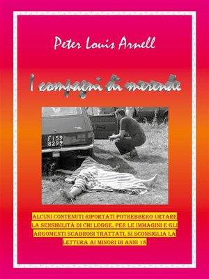 cover image of I compagni di merende