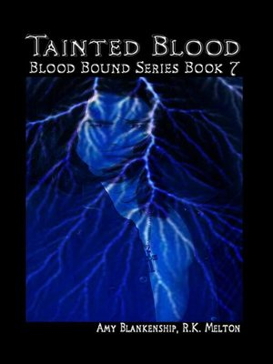 cover image of Tainted Blood (Blood Bound Book 7)