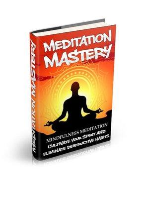 cover image of Mindfullness Meditation