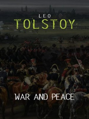 cover image of War and Peace (Centaur Classics) [The 100 greatest novels of all time--#1]