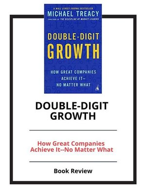 cover image of Double-Digit Growth