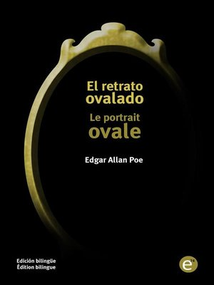 cover image of El retrato ovalado/Le portrait ovale