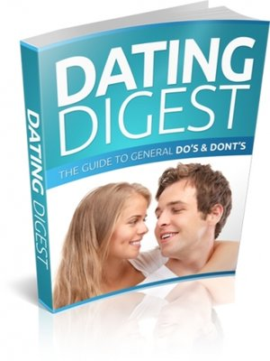 cover image of Dating Digest