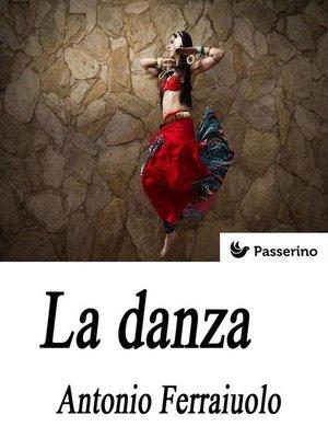 cover image of La danza