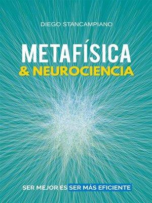 cover image of Metafísica y Neurociencia