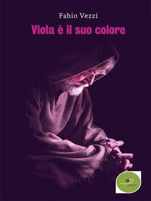 cover image of Viola è il suo colore