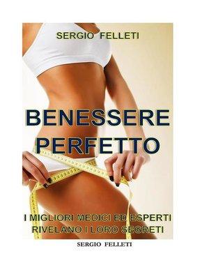 cover image of Benessere Perfetto