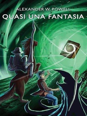 cover image of Quasi una fantasia