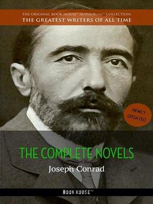 cover image of Joseph Conrad--The Complete Novels