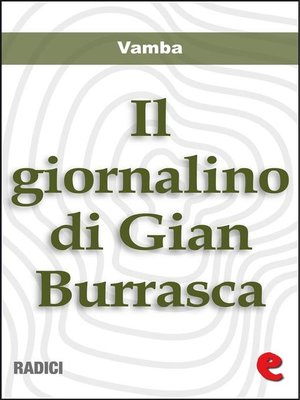 cover image of Il Giornalino di Gian Burrasca