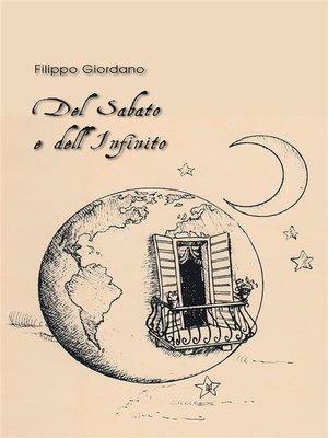 cover image of Del sabato e dell'infinito