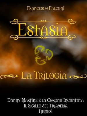 cover image of Estasia--La Trilogia