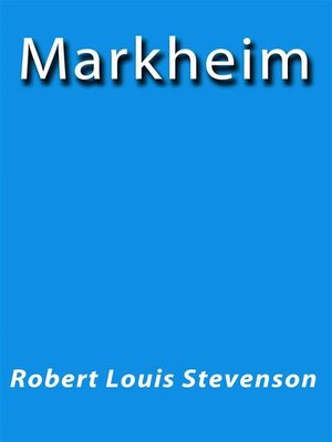 markheim review