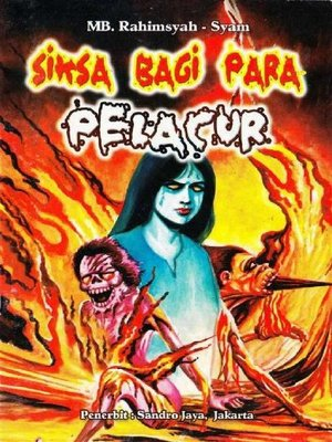 cover image of Komik Religi Siksa Bagi Para Pelacur
