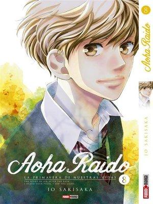 cover image of Aoha Raido 8