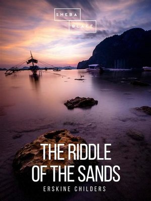 cover image of The Riddle of the Sands