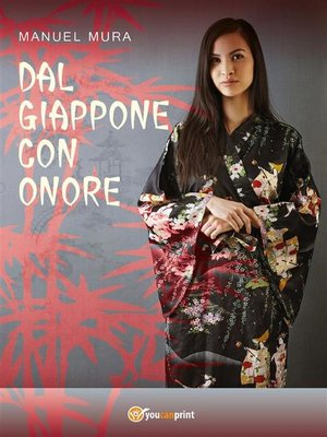 cover image of Dal Giappone con onore