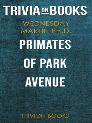 primates of park avenue epub