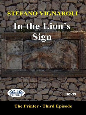cover image of In the Lion's Sign