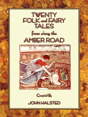 cover image of Twenty Tales from Along the Amber Road--Stories from Russia to Italy