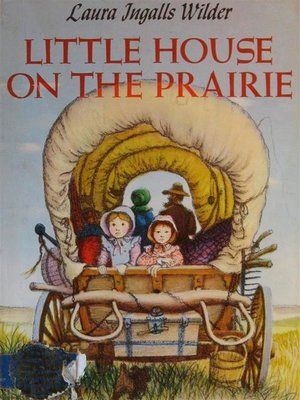 cover image of Little House on the Prairie