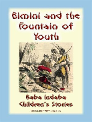cover image of BIMINI AND THE FOUNTAIN OF YOUTH--A True Tale of a Caribbean Adventure