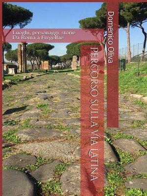 cover image of Percorso sulla via Latina