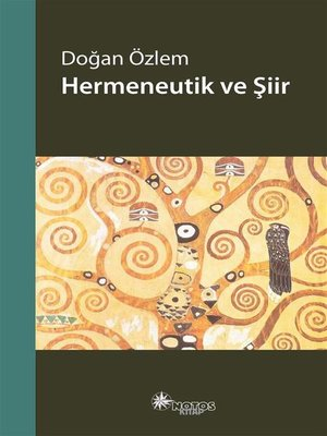 cover image of Hermeneutik ve Şiir