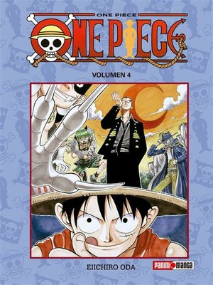 cover image of One Piece 4