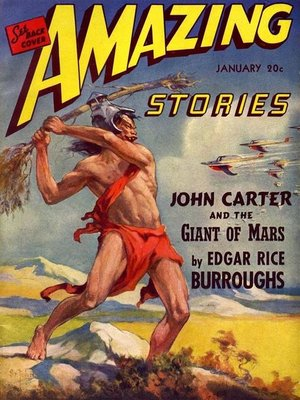 cover image of John Carter and the Giant of Mars