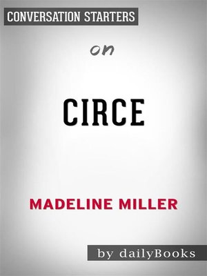 cover image of Circe--by Madeline Miller