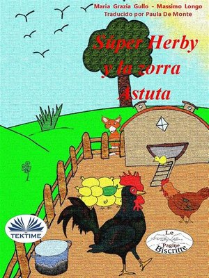 cover image of Super Herby y la Zorra Astuta