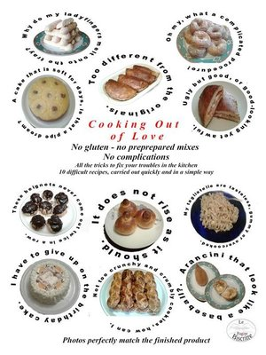 cover image of Cooking Out of Love