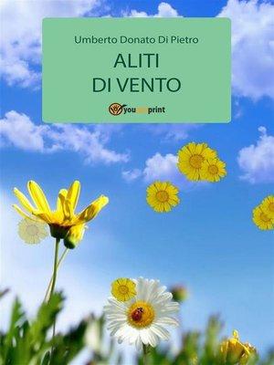 cover image of Aliti di vento